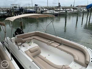 Used Hurricane 201 Sun Deck Boat For Sale