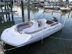 Used Hurricane 201 Sun Deck Sport Deck Boat For Sale