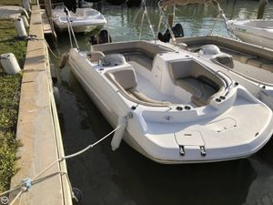 Used Hurricane 188 Sun Deck Sport Deck Boat For Sale