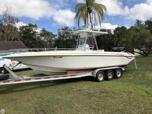 Used Fountain 29CC Center Console Fishing Boat For Sale