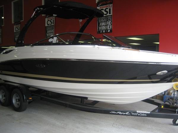 Used Sea Ray 230SLX Bowrider Boat For Sale