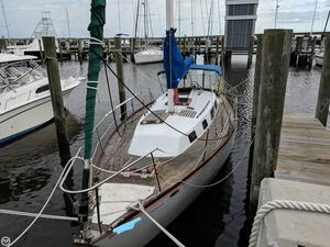 Used Cheoy Lee 35 Sloop Sailboat For Sale
