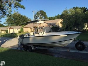 Used Contender 21cc Center Console Fishing Boat For Sale