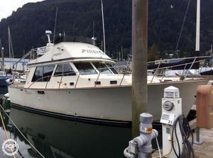 Used Tollycraft 37 Sedan Sports Fishing Boat For Sale