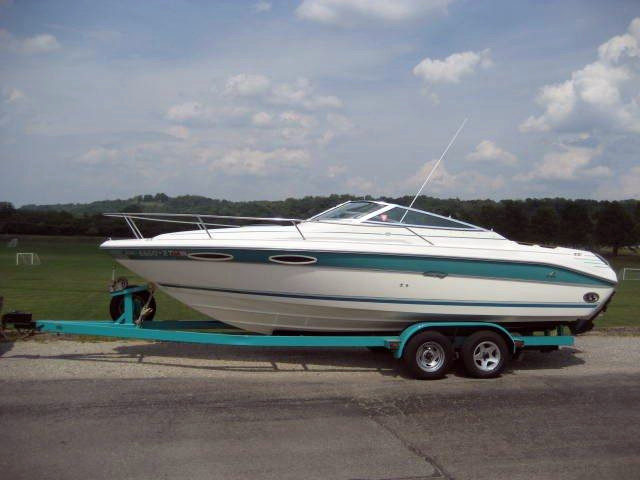 Used Sea Ray 240 Overnighter Cuddy Cabin Boat For Sale