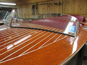 Used Chris Craft Custom Sportsman Antique and Classic Boat For Sale