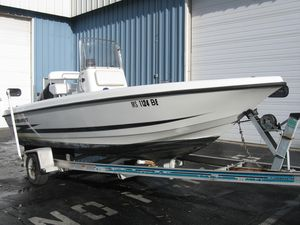 Used Hydra-Sports 20 LTS Vector Center Console Fishing Boat For Sale