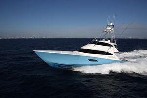 New Viking 92' Enclosed Bridge Motor Yacht For Sale