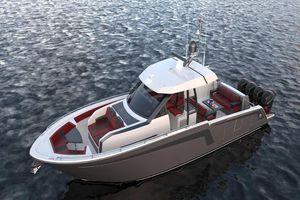 New Ocean Alexander 45 Divergence Mega Yacht For Sale