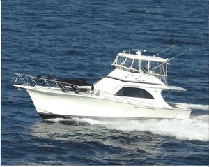 Used Jersey 47 Dawn III Convertible Fishing Boat For Sale