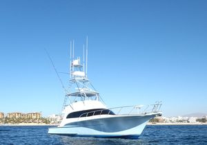 Used Sculley Custom Carolina Sportfisher Convertible Fishing Boat For Sale