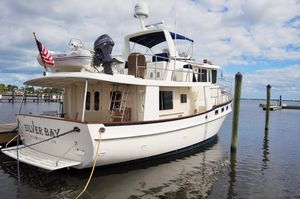 Used Krogen 48' AE Widebody Trawler Boat For Sale