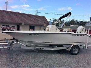 Used Key West 211 Bluewater CC High Performance Boat For Sale