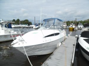 Used Bayliner 245 Cruiser Boat For Sale