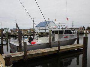 Used Custom 36 Downeast Fishing Boat For Sale