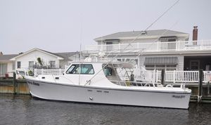 Used Evans & Sons 38 Deadrise Downeast38 Deadrise Downeast Fishing Boat For Sale