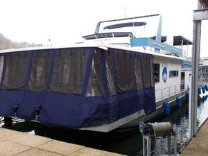 Used Sumerset 15 X 63 Houseboat House Boat For Sale
