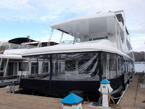 Used Sumerset 20 X 104 Houseboat House Boat For Sale