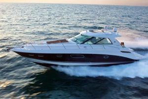 Used Sea Ray 450 Sundancer Motor Yacht For Sale