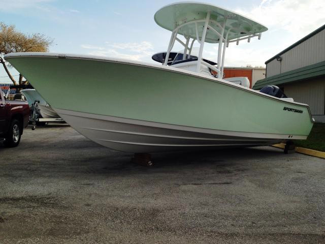 New Sportsman Boats 211 Heritage Bass Boat For Sale
