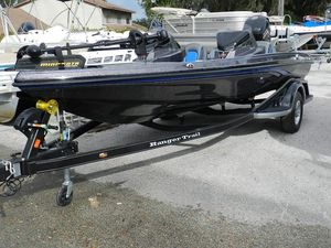 New Ranger 518518 Bass Boat For Sale