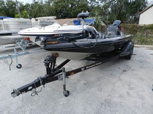 Used Ranger 205VS205VS Bass Boat For Sale