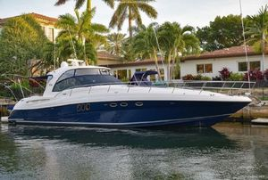 Used Sea Ray 52 Motor Yacht For Sale