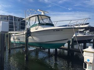 Used Pursuit 2870 Offshore Center Console Center Console Fishing Boat For Sale