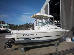Used Caravelle Sea Hawk 230 Walk Around Center Console Fishing Boat For Sale