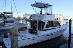 Used Michael Fitz 41 Sports Fishing Boat For Sale