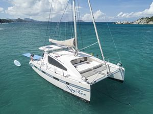 Used Vision 450 Two Owner Suites Catamaran Sailboat For Sale