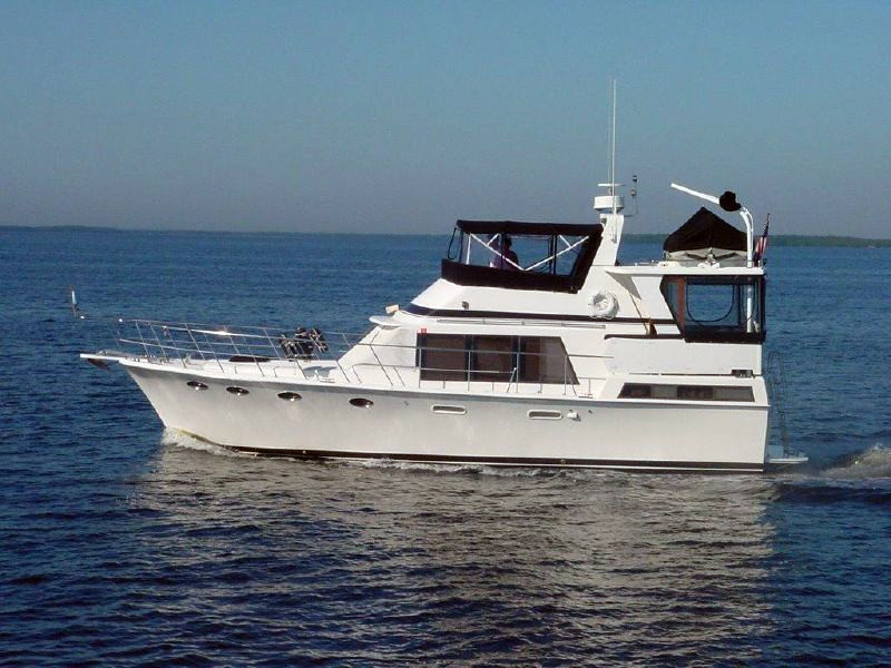 Used Marine Trader Tradewinds Cruiser Boat For Sale