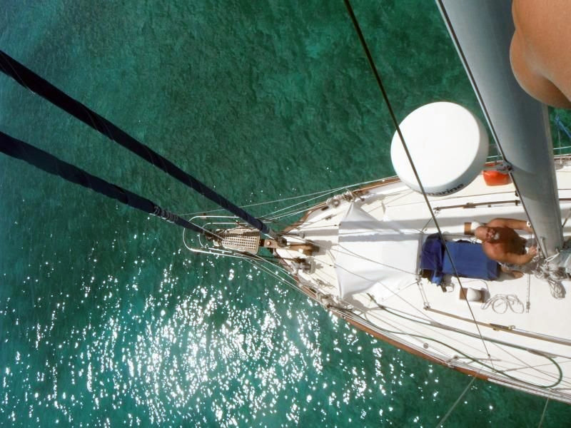 Used Tayana Cruiser Sailboat For Sale