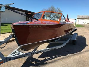 Used Antique Fitzgerald And Lee Utility Antique and Classic Boat For Sale