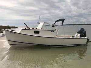 Used Seaway 21 Seafarer Cuddy Cabin Boat For Sale