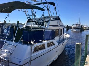 Used Overseas PT 35 Sundeck Trawler Boat For Sale
