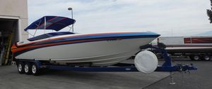 Used Schiada 32 Offshore CB32 Offshore CB High Performance Boat For Sale