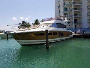 Used Prestige 500 Flybridge Motor Yacht For Sale