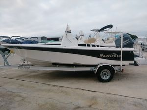 New Nauticstar 195 NauticBay195 NauticBay Bay Boat For Sale