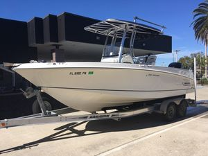Used Boston Whaler 220 Outrage ( New Smyrna Beach Location)220 Outrage ( New Smyrna Beach Location) Freshwater Fishing Boat For Sale