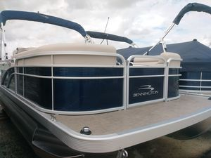 New Bennington 20 SL20 SL Pontoon Boat For Sale