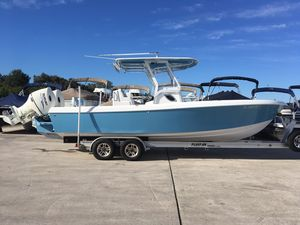 Used Bluewater Sportfishing Boats 25502550 Center Console Fishing Boat For Sale