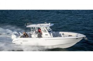 New Everglades 335cc335cc Center Console Fishing Boat For Sale