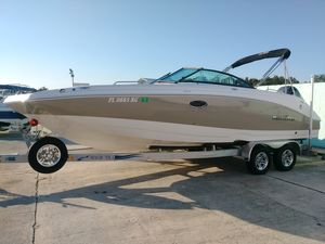 Used Nauticstar 243 DC243 DC Deck Boat For Sale