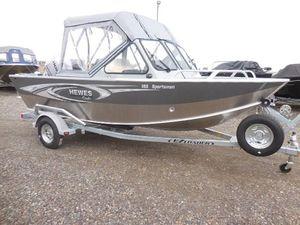New Hewescraft 160 Sportsman160 Sportsman Aluminum Fishing Boat For Sale