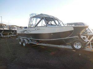 New Hewescraft 220 Ocean Pro220 Ocean Pro Aluminum Fishing Boat For Sale