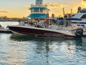 Used Statement 38 CC Center Console Fishing Boat For Sale