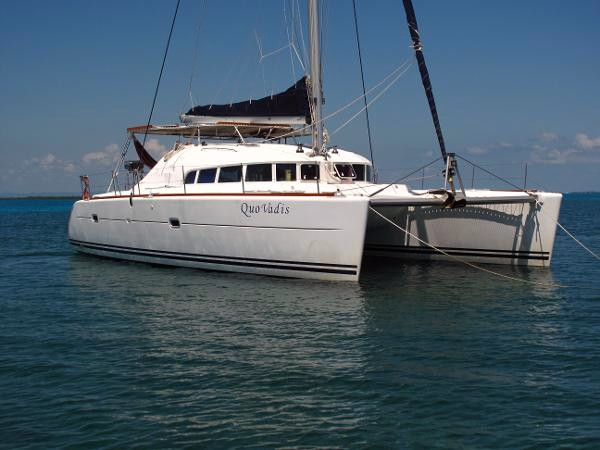 Used Lagoon 410 4 Cabin Layout Cruiser Sailboat For Sale