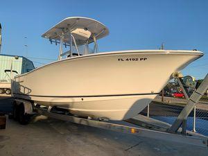 Used Sea Hunt Triton 225Triton 225 Center Console Fishing Boat For Sale