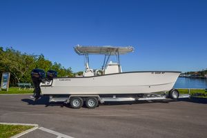 Used Calcutta 263 CC Center Console Fishing Boat For Sale